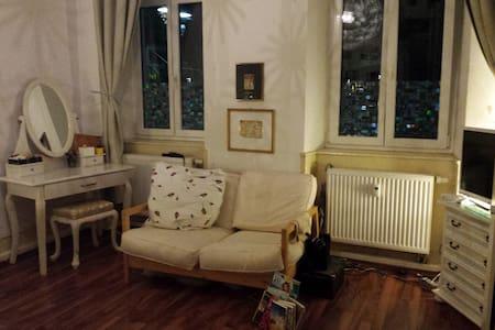 Eigenes Zimmer in Studenten-WG in Mannheim City - Mannheim