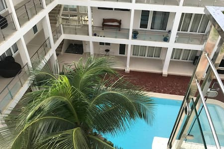 APARTMENT 45 SQM WITH 1 BEDROOM IN CENTER BORACAY