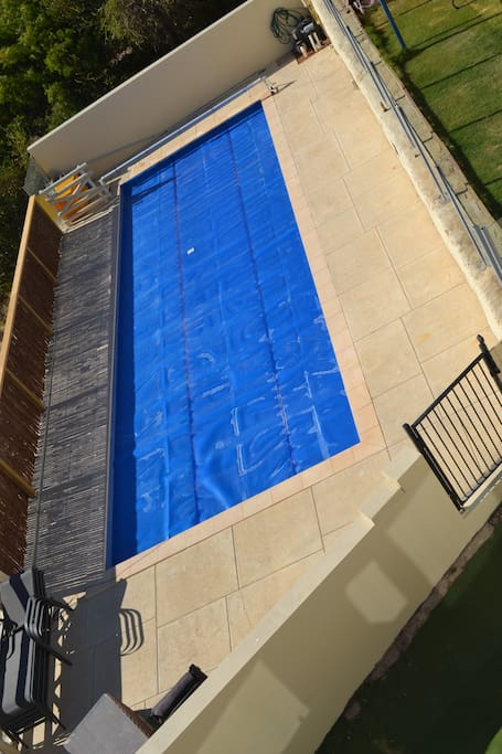11 Metre Swimming Pool