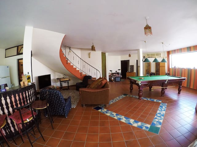 The Billiard apartment with Beautiful Garden
