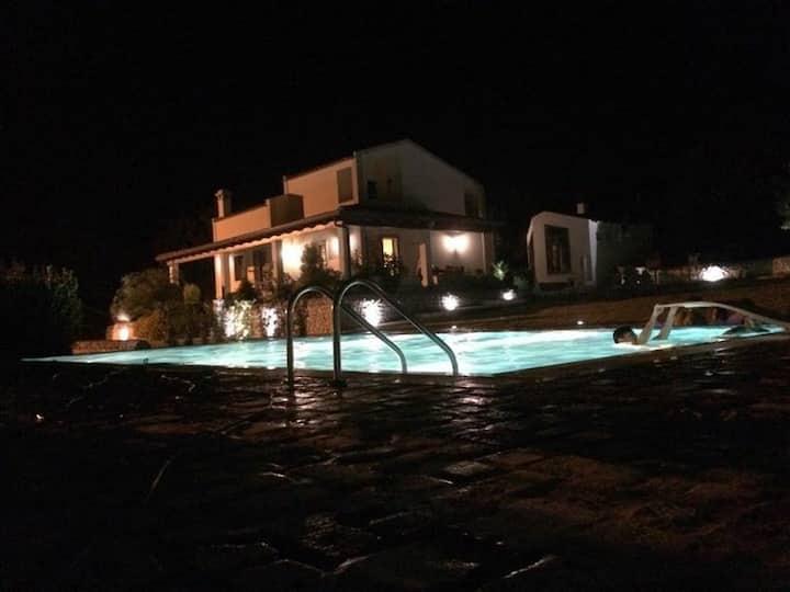 Villa paradiso, luogo magico natura cultura relax
