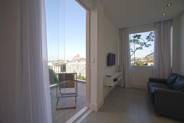 LOFT WITH TERRACE SUGAR LOAF PANORAMIC VIEW S201