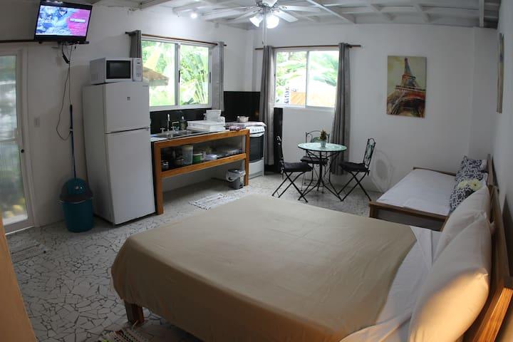 1 bedroom, Pool, Jungel a Paradise - Puerto Viejo de Talamanca - Huoneisto