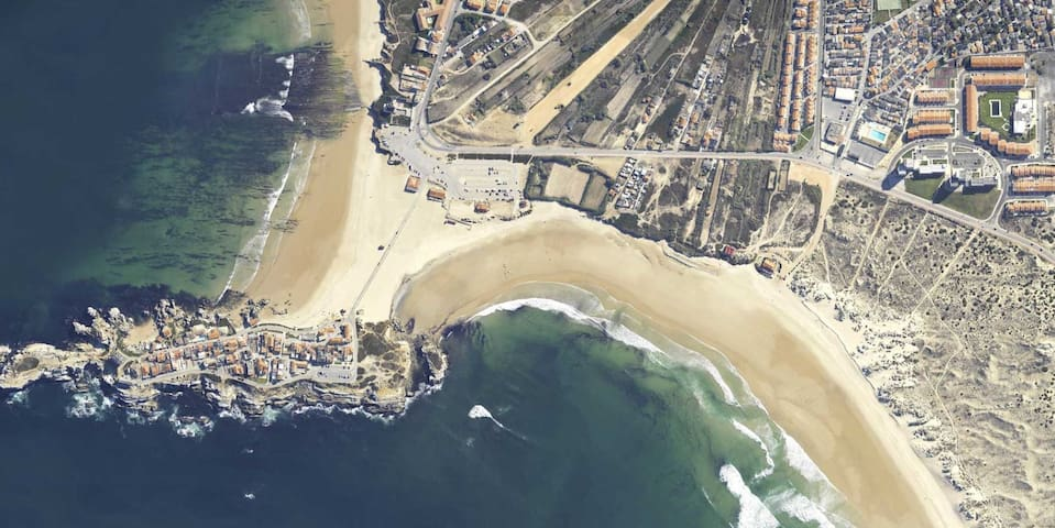Baleal from the Sky