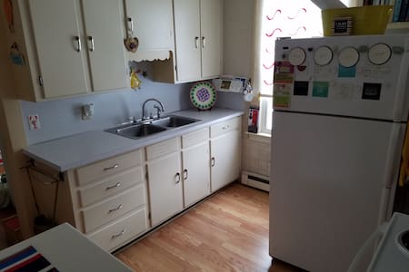 Colorful sunny second floor - Brunswick - Apartmen