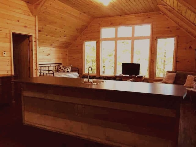 Relax Rejuvenate and Unplug at our Rustic Getaway
