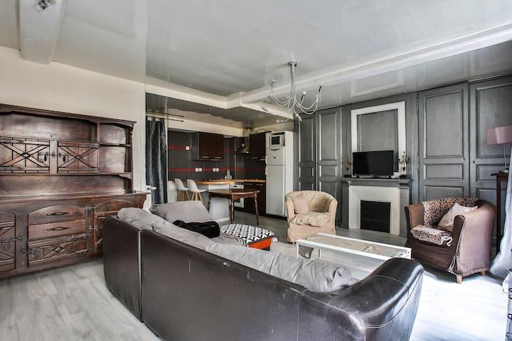 Loft de 45m2 Hypercentre - Clermont-Ferrand - Appartement