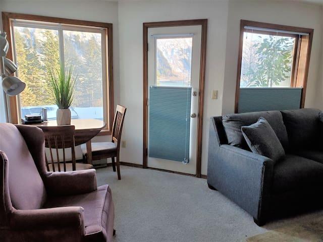 1-Bedroom Suite, Juneau Condo 41C