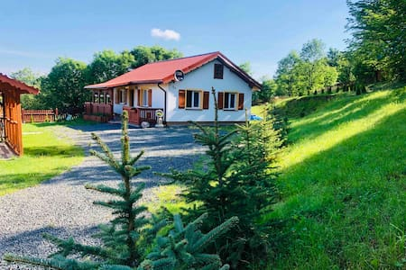 Słoneczne Wzgórze - dom w górach