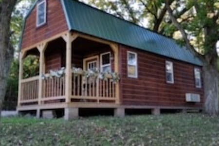 Shady Brook's White Tail Cabin Retreat