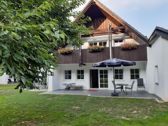 Apartment-Superior-Garden View-Typ D Balkon