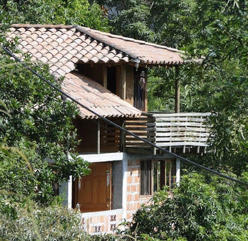 Cool Cabin Near Medellin, Finca - Copacabana - House