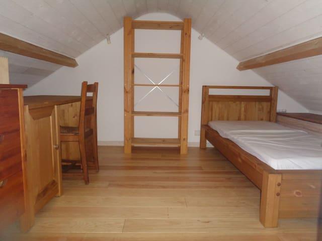 (-10% si > 8 mois) Chambre vigie, sauna - Igny - Dom