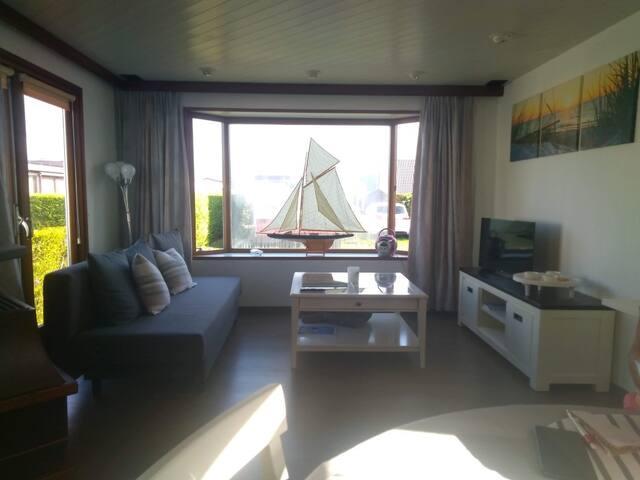 Unieke vakantiewoning aan zee (Oostduinkerke)