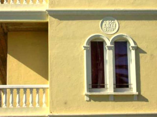 Appartement de charme, au bord de mer. - Santa-Maria-di-Lota - Apartment