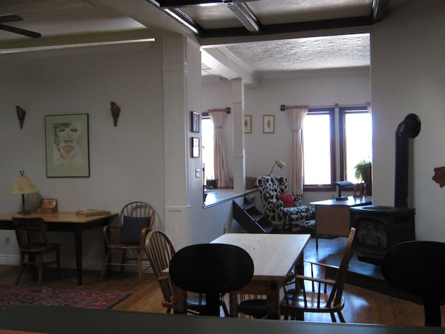 The Pharmacy Loft - Flesherton - Huoneisto