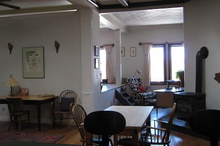The Pharmacy Loft - Flesherton - 公寓