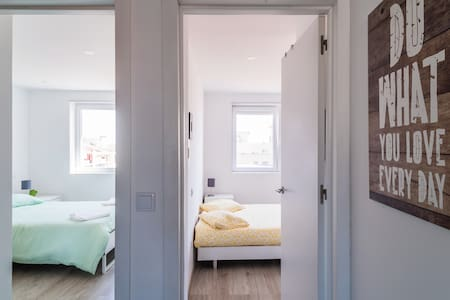 Cozy seafront apartment