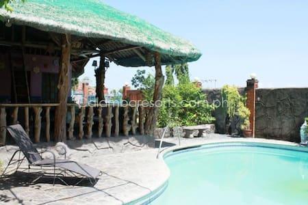 Balinese-themed hot spring resort Orientalia - Calamba - 宾馆
