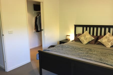 Quality apartment in Braddon - Braddon