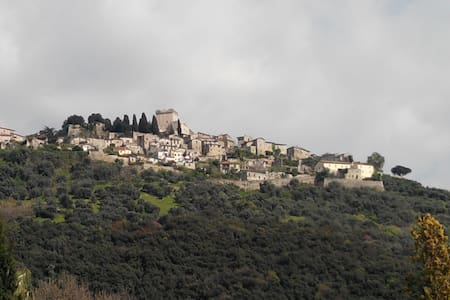 Country House in Sermoneta - San Michele - Casa