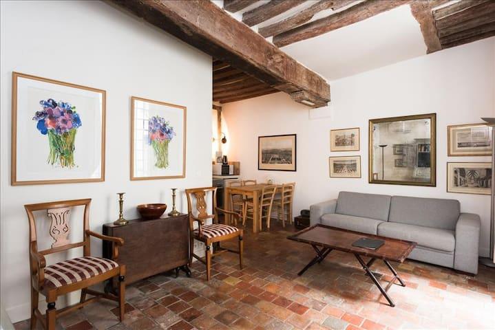 Ile Saint-Louis apartment for 4 persons