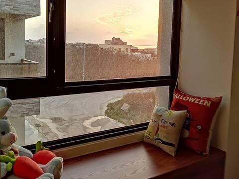 澎湖民宿避風港-725碼頭三人房