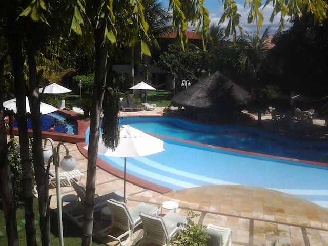 Excelente apartamento em Pipa - Tibau do Sul - Apartemen