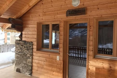 Idyllisches Holzhaus für Ruhesuchende
