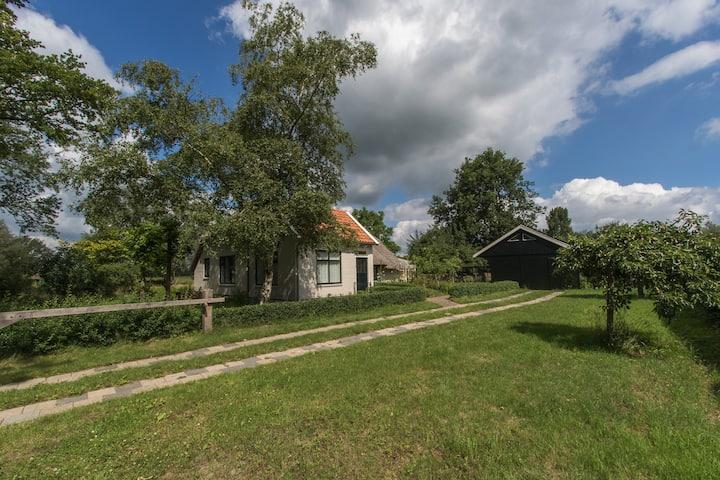 Vrijstaande Katerstede In Buitengebied Salland Huizen Te Huur In Wijhe Overijssel Nederland