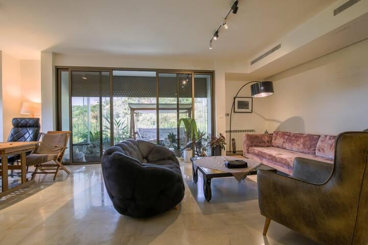 Deluxe Appartement, sea view ,