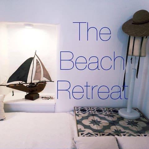 The beach retreat, Stavros