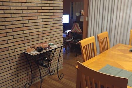 MCM home, cozy private bedroom w/house privileges. - La Grange Park - Casa