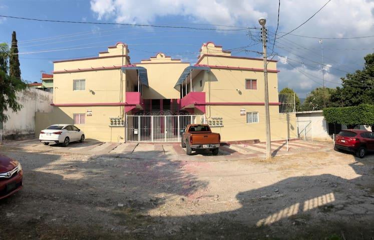 Condominio Castillo Tielemans. Dpto. #4