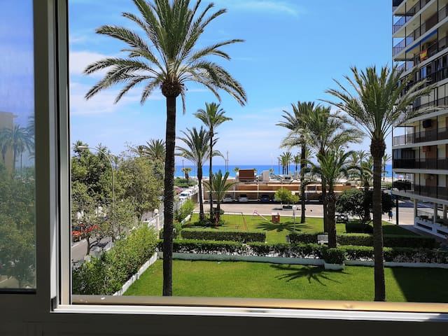Apartamento 1ª línea de Playa San Juan