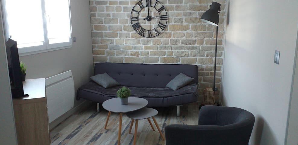 Bel appartement privé dans une maison individuelle