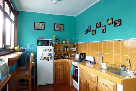 Bright and comfortable apartment in San Pedro La L