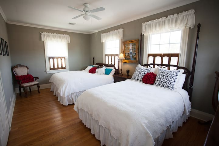 The Grandview Inn Bed and Breakfast Osage Room - Pawhuska - Pousada