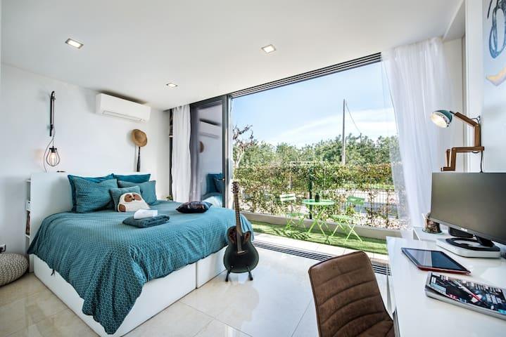 Ground Floor Bedroom With Twin Or Superkingsize Beds