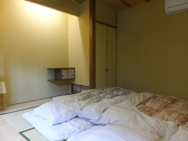 Excellent access! Hokuriku main line JR Komatsu station 5 minutes on foot★Japanese style room【巴】