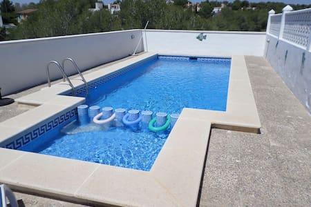 Villa Pereza ( means Laziness) - Pinar de Campoverde - Villa