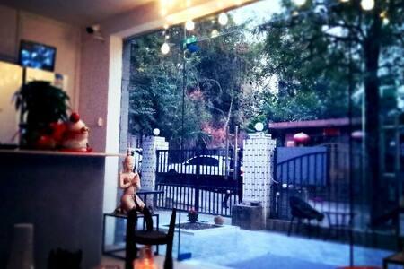 别墅区内的温馨双床房,深圳北站免费接站,舒适干净 - Shenzhen