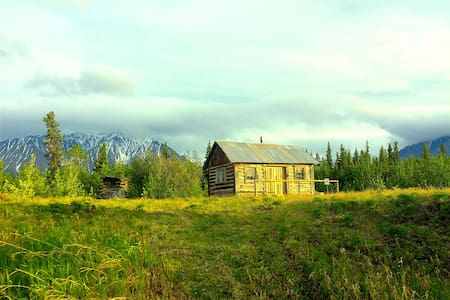 The Old Gold Rush Cabin