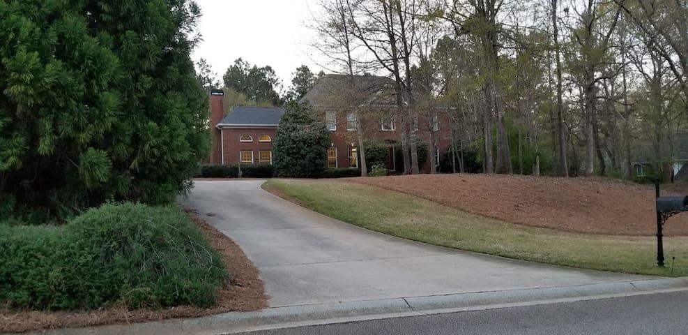 Spartan Estates House