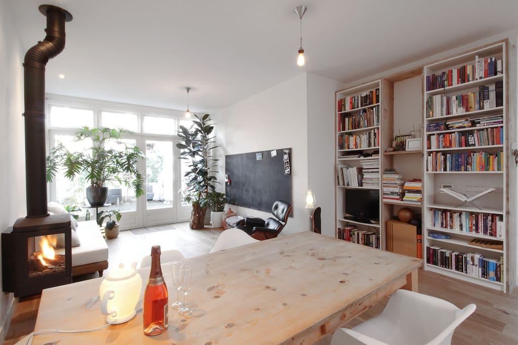 moderne wohnung 110m nahe am meer h user zur miete in den haag s d holland niederlande. Black Bedroom Furniture Sets. Home Design Ideas