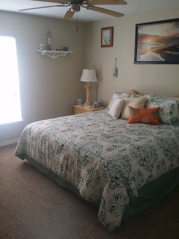 Private Room, close to Tampa/St. Petersburg - Riverview - Huis
