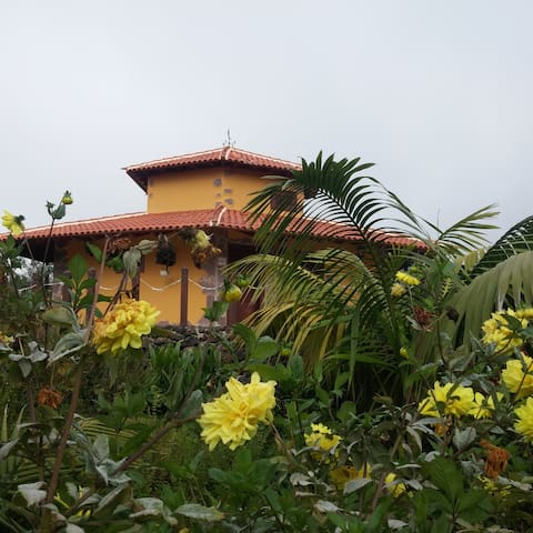 Eco-house Chinyero - Garachico - Villa