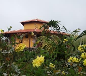 Eco-house Chinyero - Garachico
