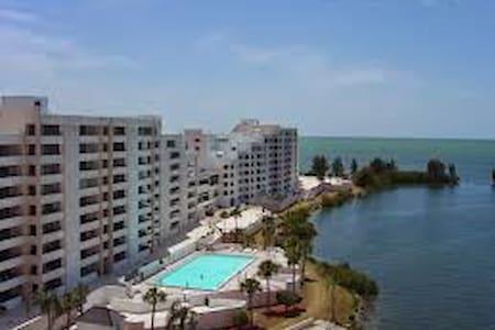 Luxury Gulf Front BeachTennis Condo - Wohnung