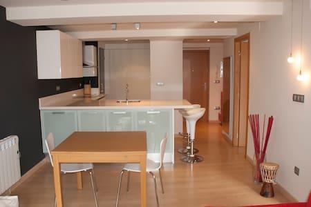 Apartamento casco histórico Ourense - Ourense - Apartamento